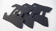 Decal Frame Grip Tape for Glock Gen4 : G17, G22,  G24, G34, G35 - (3 Pack)