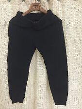 Yeezy Season 1 x adidas new Black sweatpants Kanye West Jerry Lorenzo size XXS