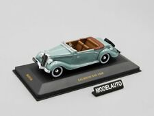 IXO 1:43 SALMSON S4E 1938 Metallic Green with Brown Interiors