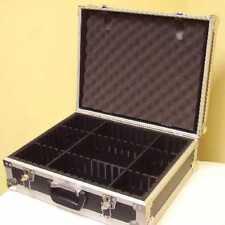 Werkzeugkoffer mit Trennstegen 52x42x21cm Flightcase Koffercase Maschinenkoffer