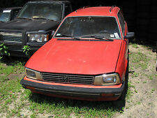 1987 PEUGEOT 505 Turbo Wagon