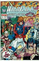 WildC.A.T.S #1 - Jim Lee - Brandon Choi - Image Comics - DC Comics