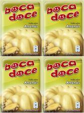 4x BOCA DOCE PUDDING FLAN PORTUGUESE INSTANT DESSERT PINEAPPLE 4x 22g 4x 0.8 oz