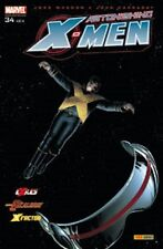 ASTONISHING X-MEN  N° 34  -----