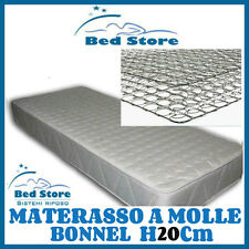 MATERASSO H20 80X190CM A MOLLE BONNEL ANALLERGICO