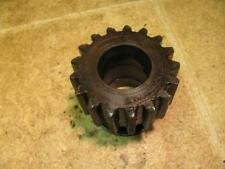 1923 Fordson Model F Tractor Transmission Large Gear 17 Tooth Smooth Bore