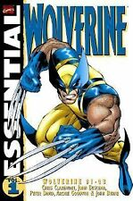 Essential Wolverine, Vol. 1 (Marvel Essentials), Goodwin, Archie, Claremont, Chr