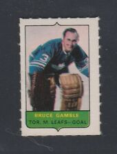 1969-70  OPC  FOUR IN ONE 4 in 1   BRUCE GAMBLE    15287