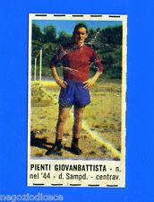 CORRIERE DEI PICCOLI 1966-67 - Figurina-Sticker - PIENTI - REGGIANA -New