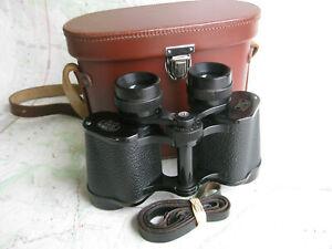 Vintage 1924 Zeiss binoculars Deltrintem 8x30 Wide Angle (8.75°) NICE!