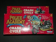 Police Academy Crash Cycle ~ KENNER ~ 1989 ~ Vintage Toy Vehicle ~ NEW & SEALED