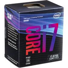 Intel Bx80684I78700 Core I7-8700 Coffee Lake Processor 3.2Ghz 8.0Gt/S 12Mb Lga
