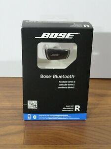 Bose Bluetooth Headset Series 2 Right R Ear Wireless BT2R NEW 347592-1110