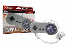 ON SALE ! Snes USB Classic Controller Joypad For All PC/MAC Super Nintendo Games