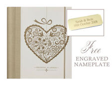 Modern Wedding Planner Book + PERSONALISATION, Engagement Gift, Journal (3E1)