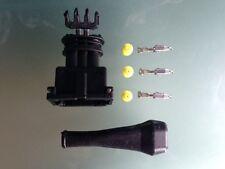 TYCO AMP 3 VIE JUNIOR POWER TIMER-KIT COMPLETO con pin e guarnizioni - 3 Pin