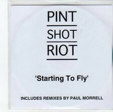 (DJ767) Pint Shot Riot, Starting To Fly - 2012 DJ CD