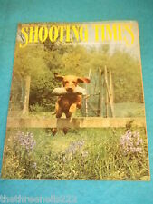 SHOOTING TIMES & COUNTRY MAGAZINE - MAY 1 1985