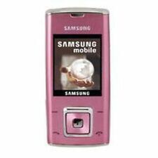 Touch-key Slider Samsung SGH-J600 Coral Pink - NEU