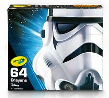 Crayola Crayons - Star Wars - Stormtrooper - Brand New Damaged Packaging