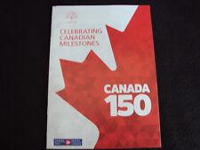 Stamp Catalog ~ Details Canada Post ~ Canada 150 Confederation Terry Fox Coins