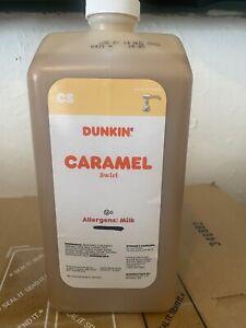 Dunkin Donuts Caramel Swirl