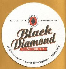 18 Black Diamond Brewing  Beer Coasters