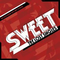 SWEET - THE LOST SINGLES   CD NEW!