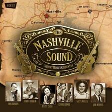 The Nashville Sound - Country Music's Golden Era - Various (NEW 4CD)