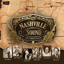 The Nashville Sound - Country Music's Golden Era - Various (NEW 4CD)