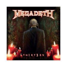 MEGADETH - TH1RT3EN 2 VINYL LP HARD ROCK HEAVY METAL NEW+