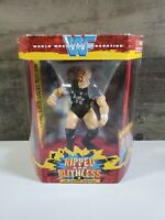 WWF Jakks Pacific Ripped and Ruthless 1 Stone Cold Steve Austin Figure