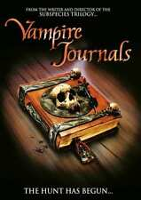 Vampire Journals NEW DVD