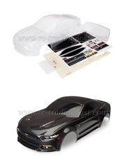 8312 - Clear Body, Ford Mustang for Traxxas 4-Tec