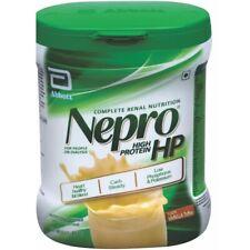 Abbott Nepro HP Powder Vanilla Flavor 400 gm Free Shipping.
