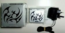 Game Boy Advance SP Tribal Limited Edition - Silver Hand-Held System [AGS-001]