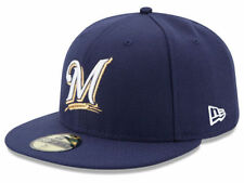e5936f385fa92 Milwaukee Brewers MLB Fan Cap