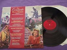 """Big Concerto Movie Themes - Geoff Love & his Orchestra. 12"""" Vinyl Album (12A593)"""