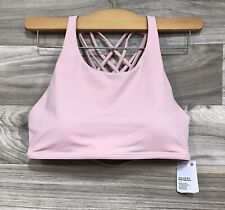 NWT Lululemon Free To Be Bra *Wild High Neck Size 6 A/B cup FNTC - 75035