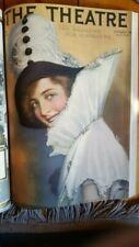 RARE November 1914 The Theatre w/ Julia Sanderson cover