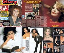 Story 89/14 Priscilla Presley,Candice Bergen,La Toya Jackson