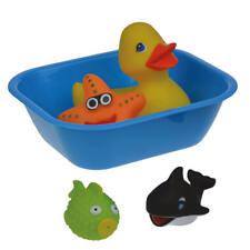 Kleinkinder Badezubehör Meerestier Wal Puppe Badespielzeug Baby