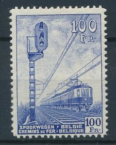 [35017] Belgium 1942 Ralway Train Good stamp Very Fine MH