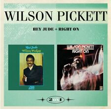WILSON PICKETT - HEY JUDE+RIGHT ON!   CD NEW+