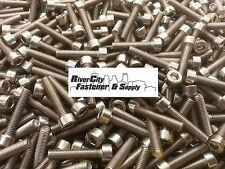 (25) M5-0.8x25mm OR M5X25 mm Socket / Allen Head Cap Screw Stainless Steel