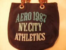 Aeropostale Blue Tote Bag
