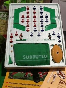 subbuteo Table Rugby