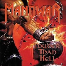 Louder Than Hell - Manowar (2018, CD NEU)