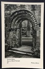 FURNESS ABBEY Door of North Transept POSTCARD Ministry of Works A7 CUMBRIA 197