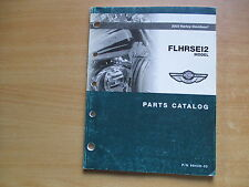 Catalogue pièces parts catalog Harley-Davidson FLHRSEI 2 2003